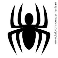 spiderman clipart outline clipartfest torte spiderman