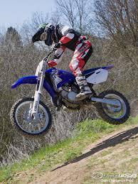 85cc motocross bikes 2011 yamaha yz85 first ride photos motorcycle usa