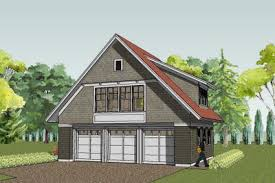 2 Story Garage Plans With Apartments 32x34 2 Story With Separate Office Storage And Loft Storage