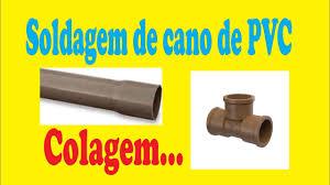 Preferidos Como colar cano de PVC, Confira!!!! - DESCOMPLICANDO COM THIAGO  @EB13