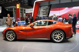 Ferrari F12 Aerodynamics - ferrari f12 berlinetta the star of the geneva motor show 2012
