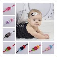 headbands for babies flower thin headbands for babies online flower thin headbands
