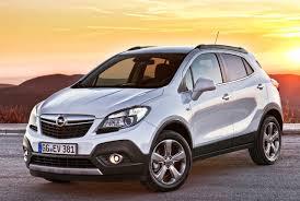vauxhall mokka opel vauxhall mokka scores 5 star euro ncap rating autoevolution