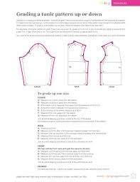 pattern grading easy pattern grading guide sewing pinterest patterns pattern