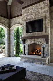 outdoor fireplace with tv above 28 images tv above fireplace