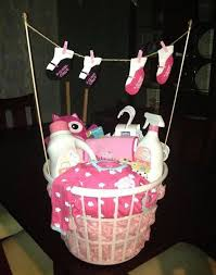 cool baby shower ideas baby shower gift basket these are the best baby shower ideas