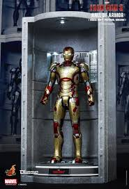 toys iron man 3 hall of armor house party protocol