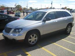 2005 chrysler pacifica overview cargurus