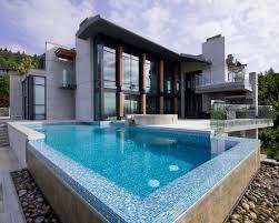 infinity swimming pool designs infinity edge perimeter overflow