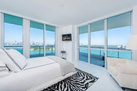 2 bedroom bay view penthouse on south beach