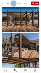 Outdoor Shades For Pergola by 297 Best Canopies Images On Pinterest Architecture Outdoor