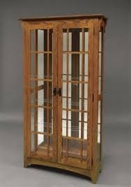 What To Put In A Curio Cabinet Solid Wood Curio Cabinets Foter