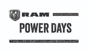 chrysler logo ram power days in washington mi orchard chrysler dodge jeep ram