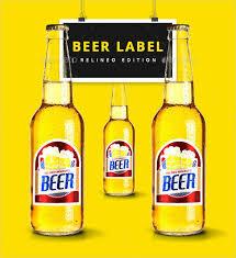 beer bottle labels 10 free psd vector ai eps format download