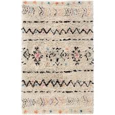 dwellstudio by surya riad hand knotted wool rug