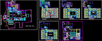 hotel floor plan dwg hotel with 6 storeys 2d dwg design plan for autocad designs cad
