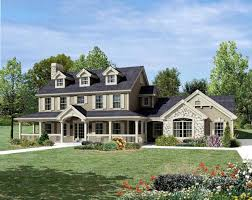 country farmhouse plans house plan 95822 cape cod colonial country farmhouse plan with