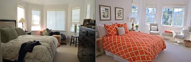 before after design ideas from a home stager time to build basic furniture installation and placement give a buyer an understanding of how to use a space or how to best place their own furnishings before after