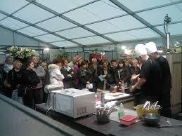 cours de cuisine bethune 2ème édition du salon des arts culinaires bethune 62400