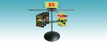 table top flag stands table top revolving stand stands counter garment display racks