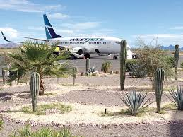California travel flights images Westjet adds cultural gem to its baja california sur flight plans jpg