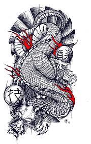 best 25 oriental dragon tattoo ideas on pinterest dragon