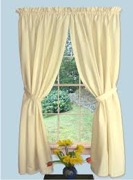 Balloon Drapery Panel Curtains Lace Patterned Floral Striped Solid