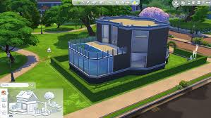 the sims 4 tutorial how to build a decent home step 8 gardening
