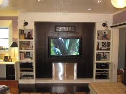 Wall Cabinets For Living Room Furniture Open Plans Built In Wall White Cabinets Shelves Living