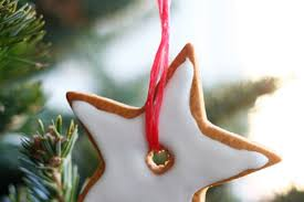 how to make gingerbread tree ornaments kitchn