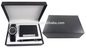 gentleman gift set china wholesale gentleman wallet pen gift set for men with