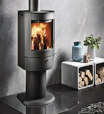 Pedestal Wood Burning Stoves Westfire 21 Pedestal Wood Stove Westfire Stoves Uk