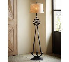pottery barn sienna floor lamp 7 stylish floor lamps u2026