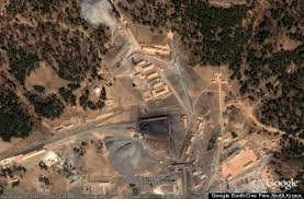 Google Maps Greece by Google Earth Is Key To Revealing North Korea U0027s Prison Camp System