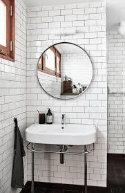 Bathtub Backsplash by Tile Mirrored Subway Tiles Mirrored Wall Tiles Crackle Subway