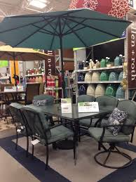 Patio Furniture Lowes by 11 Best Patio Furniture Images On Pinterest Patio Dining Sets