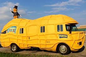 Planters Peanuts Commercial by Inside Mr Peanut U0027s U0027nutmobile U0027 Instagram Account Pr Week