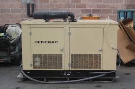 generac commercial series 35kw standby power generator 120 208v