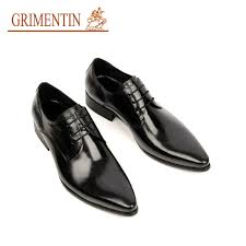 wedding shoes office grimentin fashion italian designer formal mens dress shoes genuine