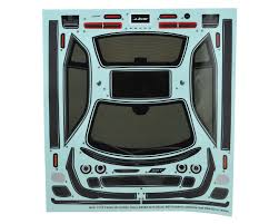 Dodge Challenger Decals - kyosho dodge challenger hellcat body parts kyofab451 01 cars