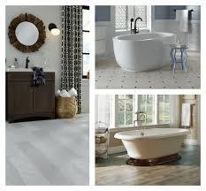best floors for bathrooms