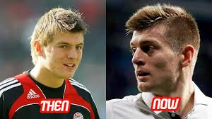 toni kroos transformation then and now hairstyle u0026 body u0026 tattoos