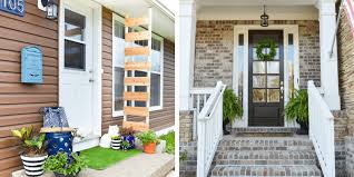 Ideas For Decorating Your Home Ideas For A Small Front Porch Love U0026 Renovations