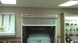 Screen Door Patio Garage Door With Roll Screen Patio Screen Door Repair In