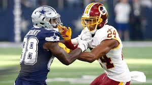 thanksgiving dallas cowboys bryant norman clash during after cowboys u0027 win josh norman dez