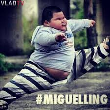 Miguel Memes - exclusive pow right in the kisser funniest miguel leg drop memes