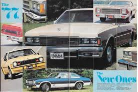 qotd what new 1977 car would you have bought