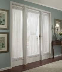 patio doors intro odl on blinds door window treatments between
