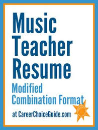 Resume For Teachers Job by Elementary Music Teacher Resume Example Http Resumesdesign Com