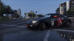 nissan 350z wont start veilside nissan 350z add on template livery gta5 mods com
